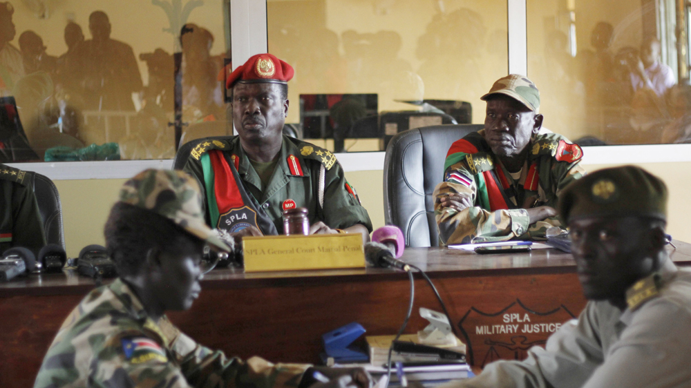 south sudan jobs UN